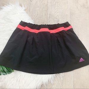 Adidas Black Stretch Active Tennis Skirt 3183